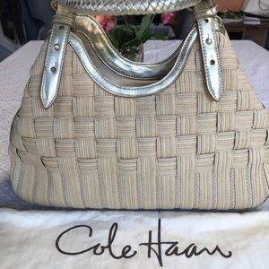 Cole Haan Summer Handbag Excellent